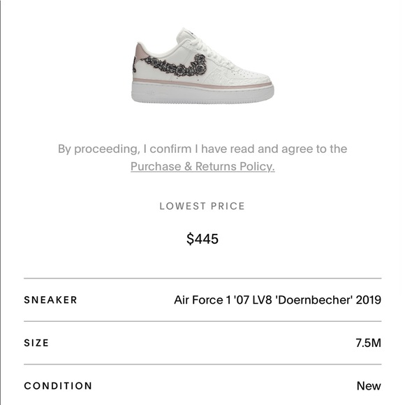 Nike Shoes   Air Force Low Doernbecher